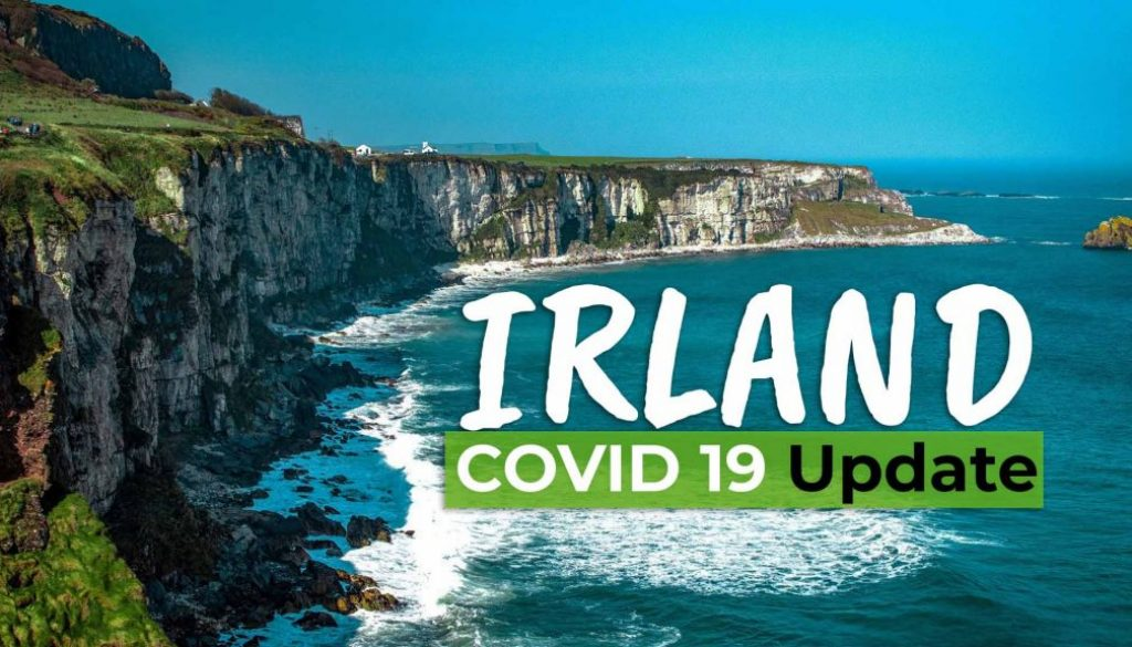 Irland Covid-19 Update - Cover